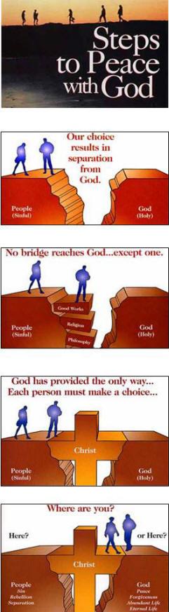 Steps To Peace